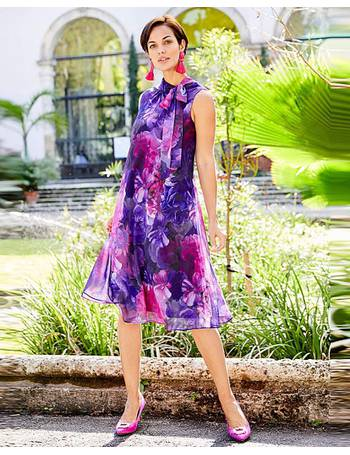 0f0ad8fda80f Joanna Hope. Jewel Trim Swing Dress. 4 Stores. £95.00. Print Swing Dress  from Jd Williams