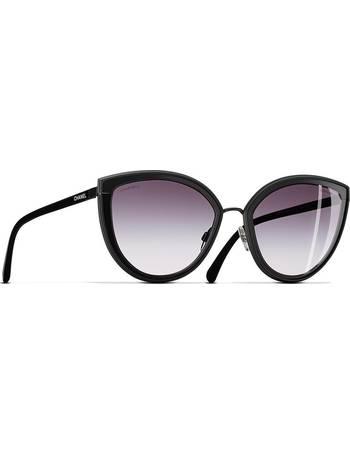 813dbc638684 Chanel. Cat Eye Sunglasses Black Sunglasses. from Sunglass Hut Uk