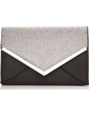 79b711377b0 Women's Quiz Clothing Chain Clutch Bags | DealDoodle