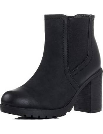 c624460454f Bombshell women's Low Ankle Boots in Black. Sizes available:3,4,5,6,7,8
