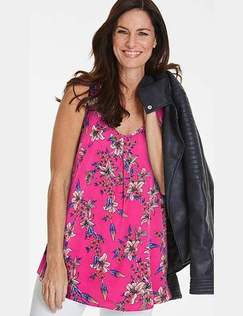 984efa2ba6f49 Shop Jd Williams Womens Pink Camisoles And Tanks up to 50% Off ...