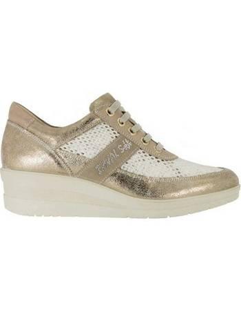 Enval. 7957 Sneakers Women Platino ...