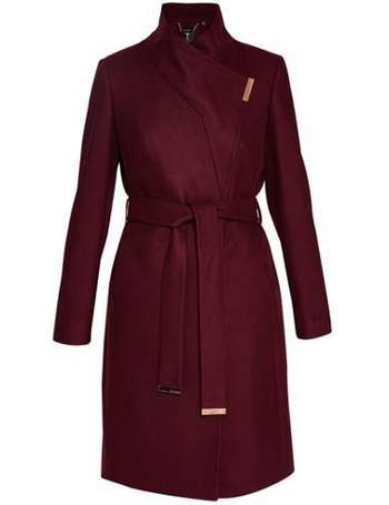 dd1c7e428 Shop Women s Ted Baker Wrap and Belted Coats up to 50% Off