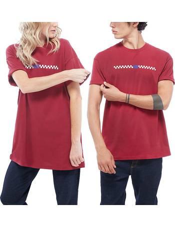 vans oversized t shirt