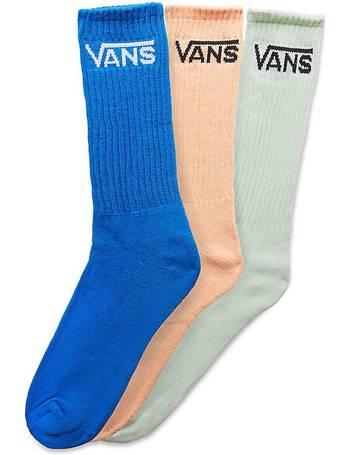 cdc0ef15281fb8 Classic Crew Socks (3 Pair Pk) (assorted) Men Multicolour from Vans
