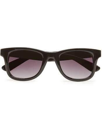 0d2f59e843 Janelle Hipster Sunglasses (black smoke) Women Black from Vans