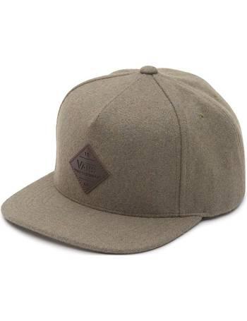 Shop Men s Vans Snapback Caps up to 70% Off  3c20d50ae77