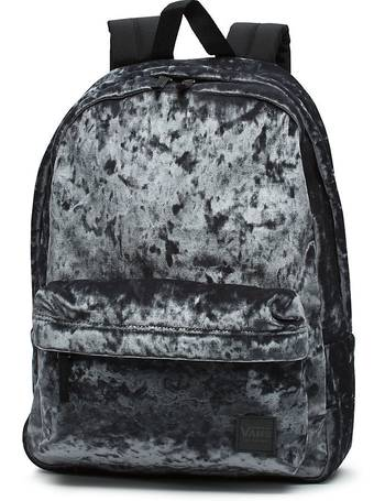 bdfde5728222 Deana Crushed Velvet Backpack (grey) Women Grey from Vans