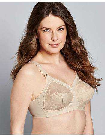 f492c6d63d Triumph Doreen Non Wired Skintone Bra from Simply Be