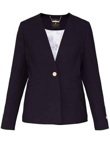 12a26a3a728a5 Shop Women s Ted Baker Suit Jackets up to 50% Off