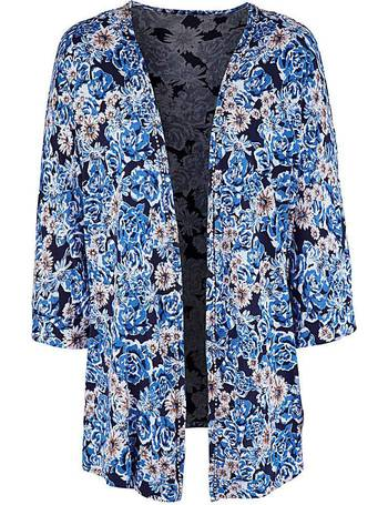 Womens Printed Kimono JD Williams