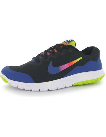 buy popular 87c4c 474fa Nike. Flex Experience Print Girls Running Shoes. from Sports Direct