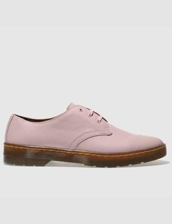 20d7af90f1 Dr Martens. Pale Pink Cruise Gizelle Flat Shoes