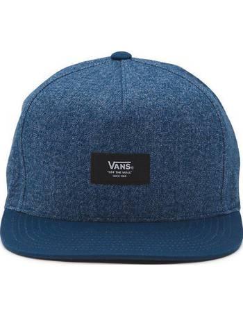 d1a062dc8d3aa Shop Men s Vans Snapback Caps up to 70% Off