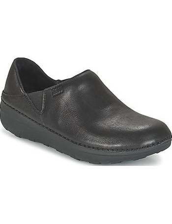 51432532e7dd SUPERLOAFER (LEATHER) women s Loafers   Casual Shoes in Black from Spartoo