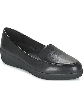 9e89bcd749b Fitflop. SNEAKERLOAFER women s Loafers   Casual Shoes in Black. from Spartoo