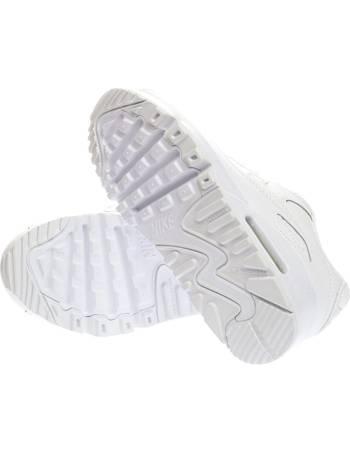 402e3c7a1e507c White Air Max 90 Trainers Junior from Schuh