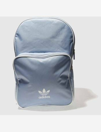 b8f865c80ed7 Adidas. Pale Blue Classic Backpack Adicolor. from Schuh