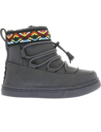 size 40 67a4e b9d1e Dark Grey Alpine Boot Boots Toddler from Schuh