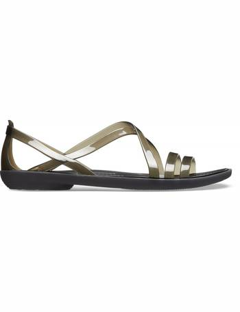 db7bd2cc127 Shop Crocs Women s Strap Sandals up to 35% Off