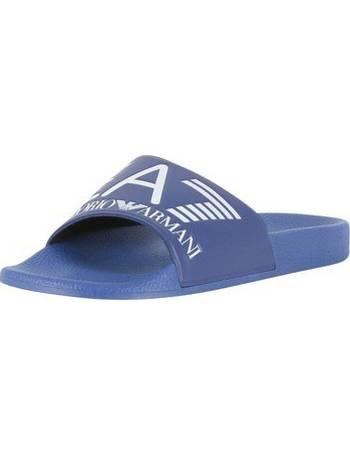 5c72907d223b Emporio Armani EA7 Sliders Flip Flops 905012 8P215. from Spartoo. £40.00. Men s  Sea World Sliders
