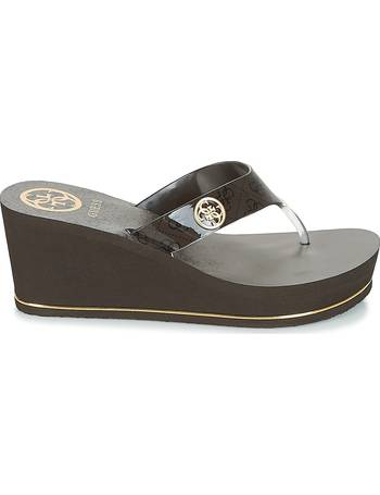5ad00028beff Guess. SHADIA 2. from Spartoo. £34.50. FLRKD1 ESU03 Sandals Women ...