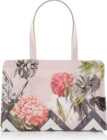 76daded714aded Ted Baker. Mable flip flops and bowcon tote bag set