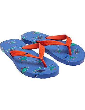 e09ce6056de30 Little Joule Children s Dinosaur Flip Flops from John Lewis