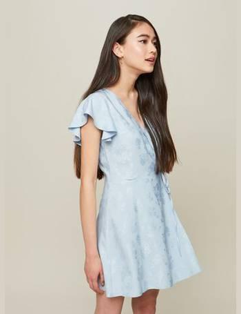 3be9dc0cdd Shop Women s Miss Selfridge Wrap Dresses up to 85% Off