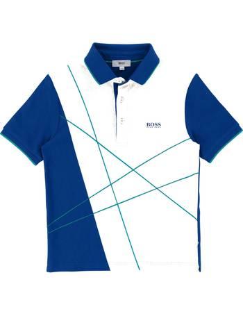 e855d2b89 Shop Hugo Boss Boy's Polo Shirts up to 50% Off   DealDoodle