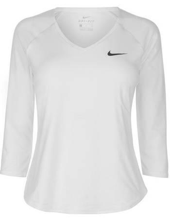 Nike. three quarter Pure T Shirt Ladies. from Sports Direct 7e6a2e9a08