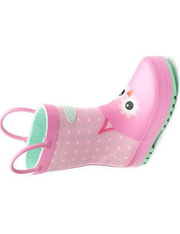 067e9121 Chipmunks. Girls Adore Wellington Boots. from House Of Fraser