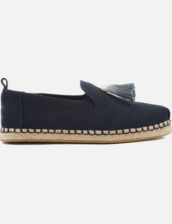 eb4892ed5c5 Women s Deconstructed Alpargata Suede Espadrilles from The Hut
