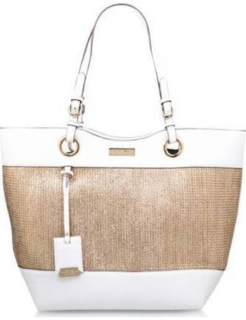 Carvela. Lucinda Weaved Shopper Tote Bag. from House Of Fraser d9324d5d929a2