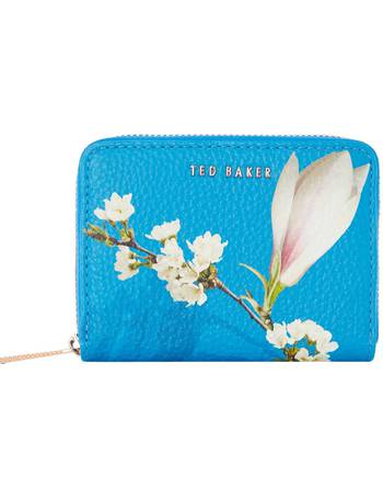 90f8a3cb914ea0 Ted Baker. Corri harmony small zip around purse. from House Of Fraser