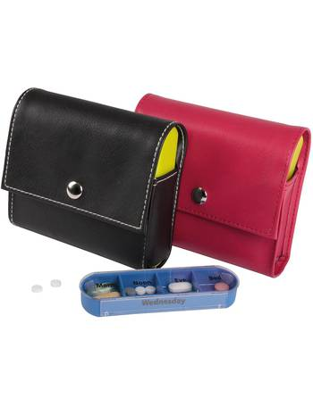 75ebe0b3c6e1fb Black Pill Case from Coopers of Stortford