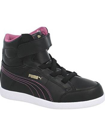 taille 40 2463a c52d6 Shop Puma Girl's High-top Trainers up to 50% Off | DealDoodle