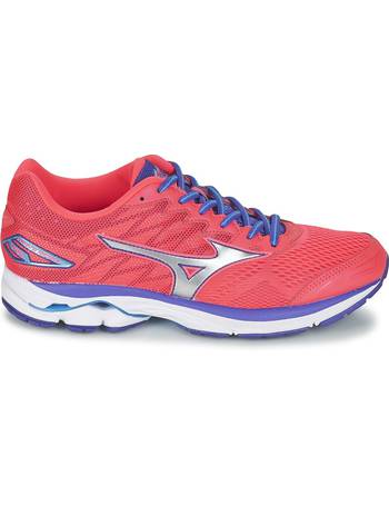 best website 4def2 490c6 WAVE RIDER 20 (W) women s Running Trainers in Pink from Spartoo