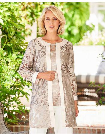 8331eddb Nightingales. Sequin Waterfall Jacket. 3 Stores. £65.00. Lace Jacket from  Jd Williams
