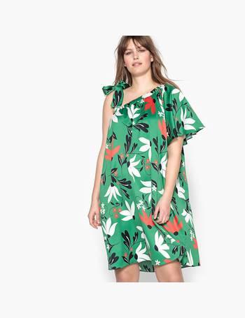 432806b6548 CASTALUNA PLUS SIZE. Sleeveless Flared Floral Print Maxi Dress