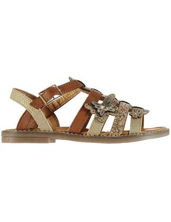 abe1f4ec6 Gladiator Sandals Child Girls from Sports Direct. 60% OFF