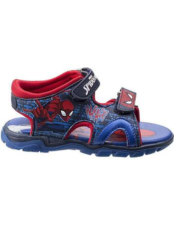 new arrival aa339 58081 Spiderman Touch Fastening Sandals from Jd Williams