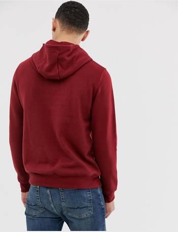 2ad3a6e579 Burton Menswear. Big   Tall hoodie in red marl