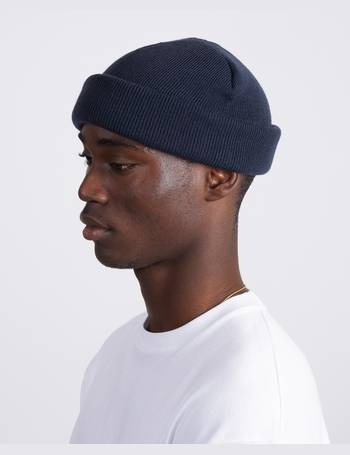 0b9fcc3bfea The Idle Man Original Beanie Navy from The Idle Man