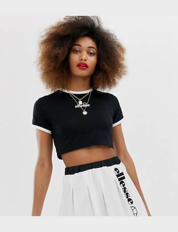 8f5fc8b0 crop top with front logo co-ord