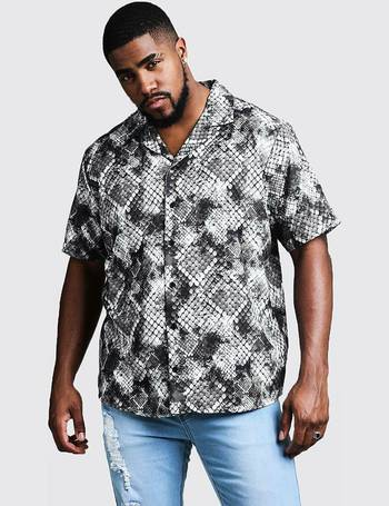581b131149 Shop BoohooMan Mens Printed T-Shirts up to 75% Off | DealDoodle