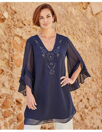 e16592d6038 Shop Women's Joanna Hope Tunics up to 65% Off | DealDoodle