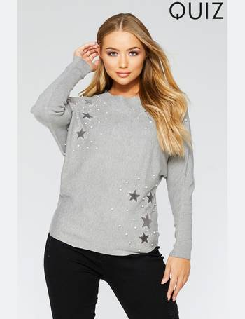 684edb09d Shop Women s Quiz Jumpers up to 65% Off