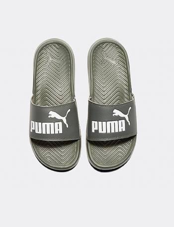 Shop Women s Puma Slide Sandals up to 50% Off  f0b45eac9f