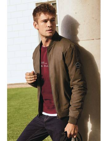 33dd1998397fad Shop Men s Bomber Jackets From Ted Baker up to 80% Off